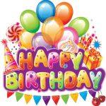 英語「私の誕生日は10月25日です」ってどう言うの? 月の名前・序数